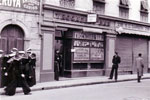 Trocadero Bar, Gibraltar. I think this photo was taken 1n 1949
