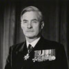 Sir Peter William Gretton by Walter Bird. April 8, 1963. Bromide print. National Portrait Gallery x167973 (CC BY-NC-ND 3.0)