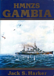 HMNZS Gamiba by Jack Harker