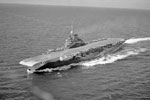 HMS Formidable during WWII. Imperial War Museums A 21710