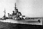 HMS Gambia, 1950. Dad's photo albums