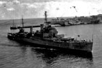 HMS Gambia, 1951. Dad's photo albums