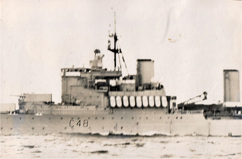 An unusual photo of HMS Gambia. What makes this unusual is that I received it in September 2018 from Sergey who has a Russian email address and he said the photo was taken from one of the Soviet intelligence gathering AGI (Auxiliary, General Intelligence) trawlers. The trawlers were deployed to the Western Atlantic from the Kola region naval base of Murmansk and Sergey thinks the ships met each other around May/June 1960, close to UK waters.