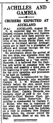 The Press, Christchurch, August 16, 1945