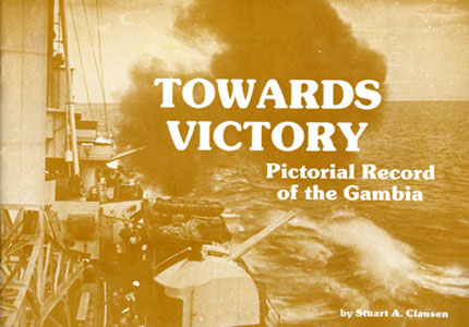 Towards Victory cover