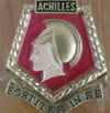 HMNZS Achilles crest. Photo kindly supplied by Garry Carlyle.
