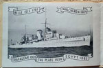 Christmas card home from HMNZS Achilles. Photo kindly supplied by Garry Carlyle.