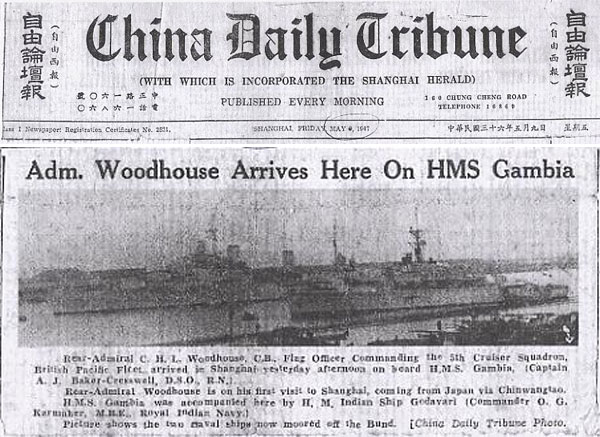 China Daily Tribune May 1947