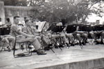 Concert in Victoria Park, Colombo, Ceylon (now Sri Lanka) in 1958. Photo kindly supplied by Bill Hartland