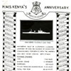 HMS Kenya's Anniversary. I do not know when this was; 1946? 1947?